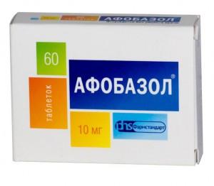 Афобазол тбл  10мг N60
