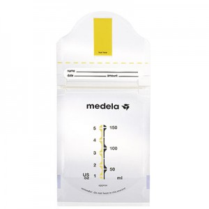 Medela пакеты однораз., №20 д|сбора и хран.грудного молока