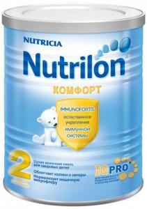 Нутрилон (Nutrilon) -2, смесь Premium 900г Импорт