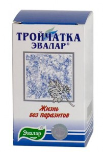 Тройчатка Эвалар, капс. 400мг 40 Россия