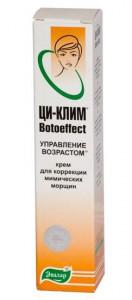 Ци-клим 15мл крем Botoeffect от мимических морщин туба 15 г Эвалар